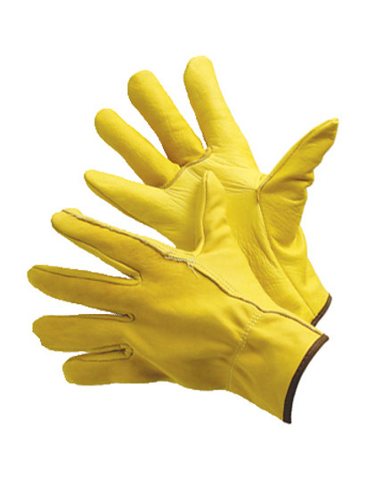 Golden Brown Driver Gloves 32-1371GB