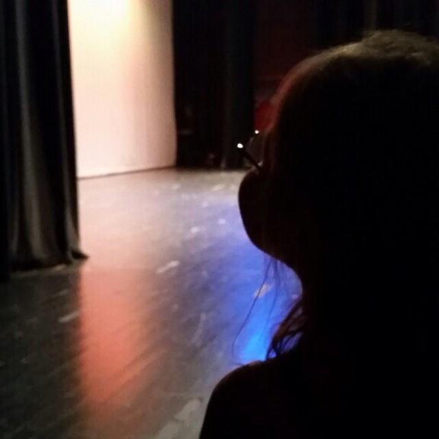 Little dancer inspired backstage #dancer#love#shine#light#dance#maine#spotlightdancemaine