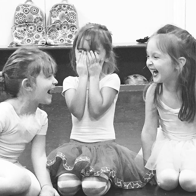 It's the little things in life #lovemyjob#danceclass#laughter#friendship#spotlightdancemaine#southpo