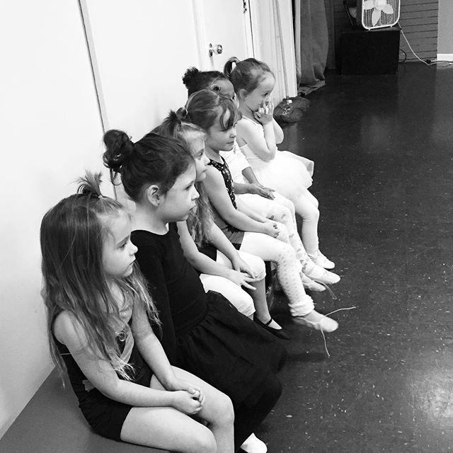 Nothing but sweetness in this picture!!!! #Broadwaybabies#dance#spotlightdance#watchingeachother#dan