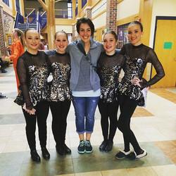 These girls were fantastic! #spotlightdancemaine #dancersinc