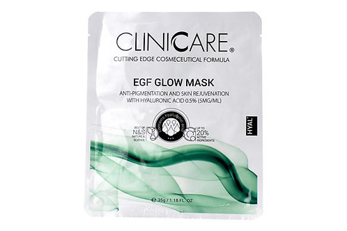 CLINICARE Glow Hyaluronic Acid Face Mask
