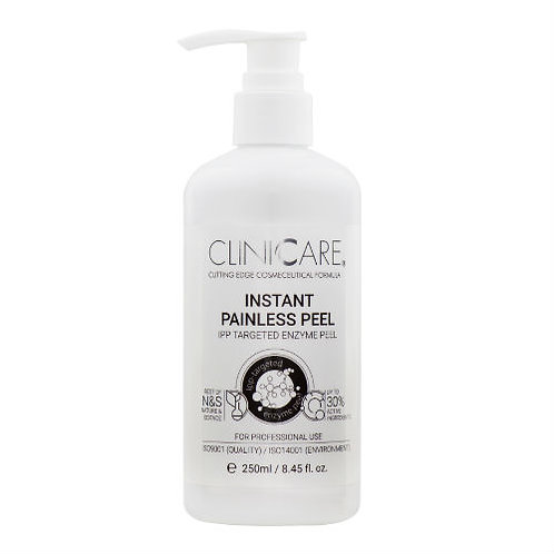 CLINICARE Enzyme Instant Painless Peel 250ml