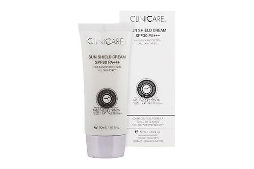 CLINICARE Sun Shield Cream SPF 30 50ml