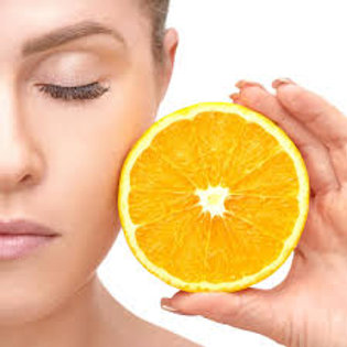 'At Home' Vitamin C Facial