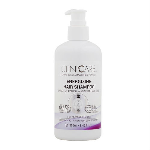 CLINICARE Energizing Hair Shampoo 250ml