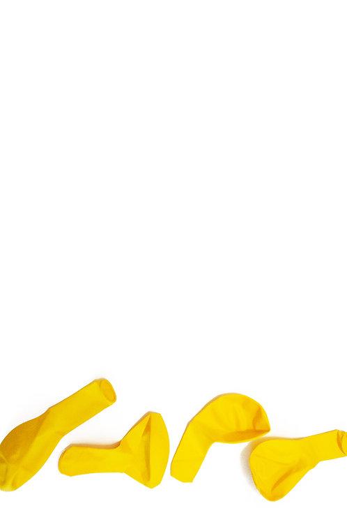 Balloon strip yellow