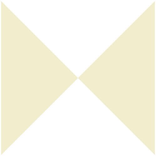bow tie-white+beige