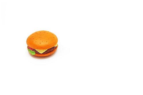 Rubber hamburger 2