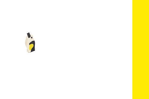 Rubber tiny penguin strip
