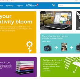 Dell E-commerce (2013)