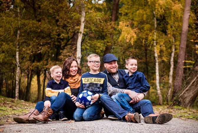 Annevdl Fotografie gezinsreportage