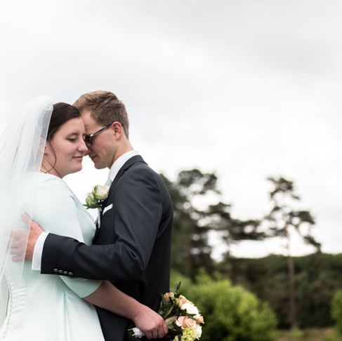 Bruiloft Corné en Arianne