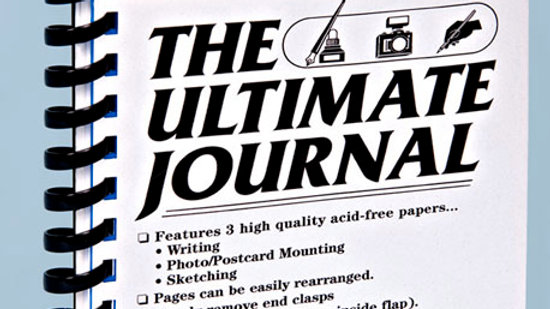 The Ultimate Journal