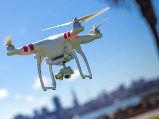 Vliegen met een drone...Fantastische beelden. Maar wat als...?