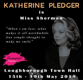 Katherine Pledger as Miss Sherman