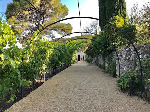 Lou Calen Jardin Secret entrance
