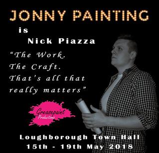 Jonny Painting as Nick