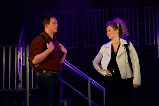 Josh Hill as Schlomo & Yvette Healey as Carmen