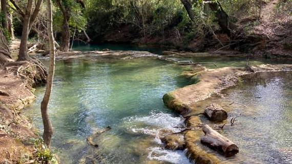 River at Sillans