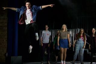 'Dancing On The Sidewalk'