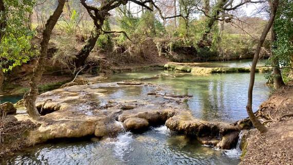 River at Sillans II