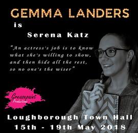 Gemma Landers as Serena