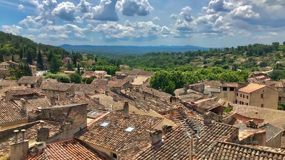 Cotignac Rooftops