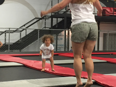 Do you Avoid the Trampoline??