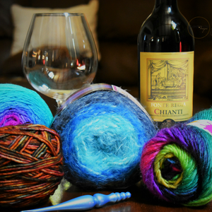 Chianti and Colorwork