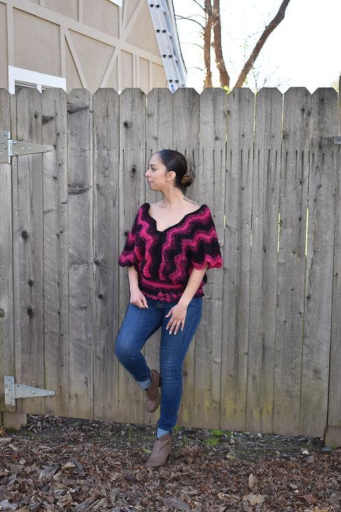 Rebekkah Top - Crochet Pattern