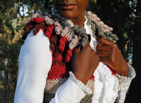 Yarnwear Fashion Show ~ lessons learned