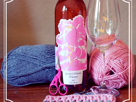 Stitch This ~ Sip This; No. 6