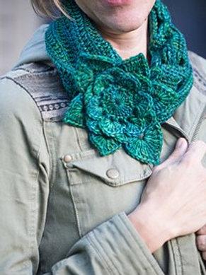 Flower BOWquet Cowl - Crochet Pattern