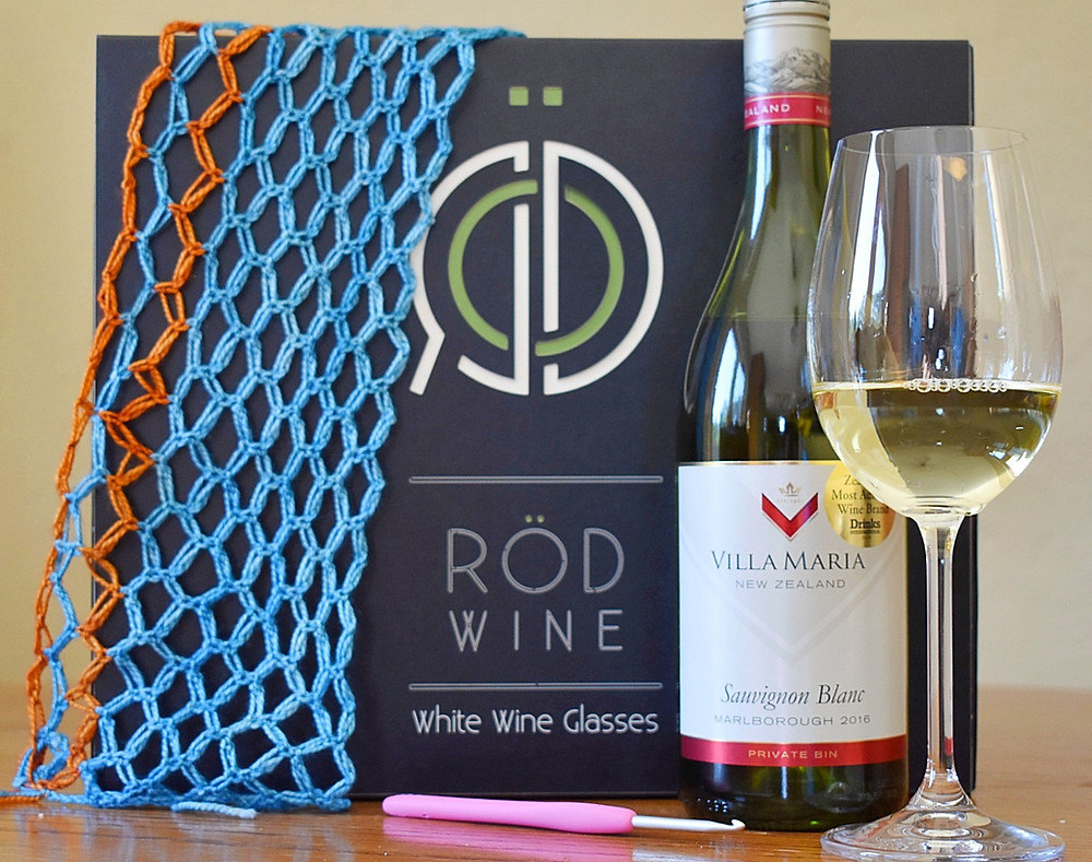 Sauvignon Blanc and Solomon's knot