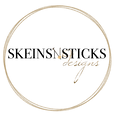 Skeinsnsticks Designs logo