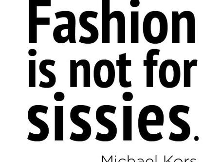 Fashion ain't...