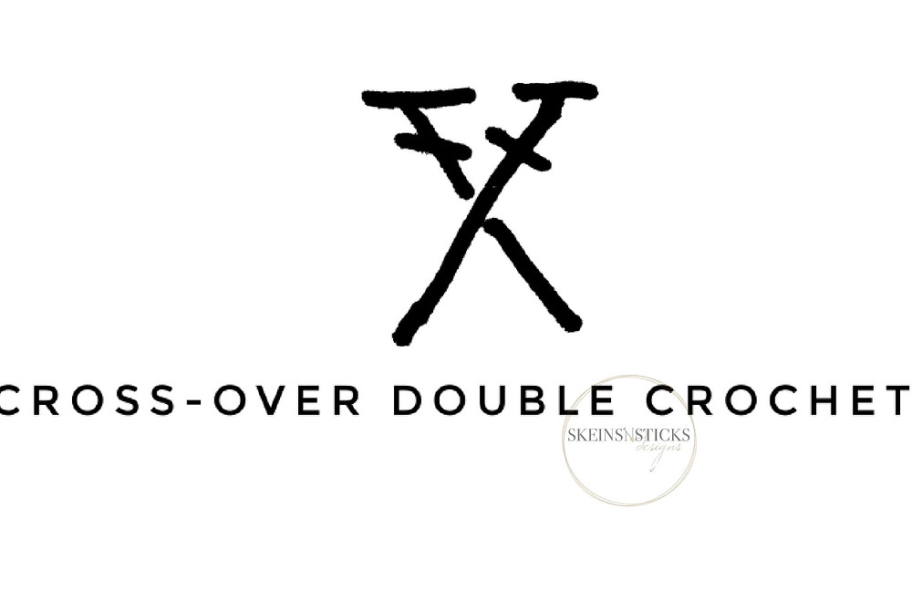 cross-over double crochet