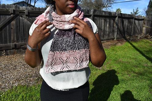 Xiomara Wrap Knit Pattern