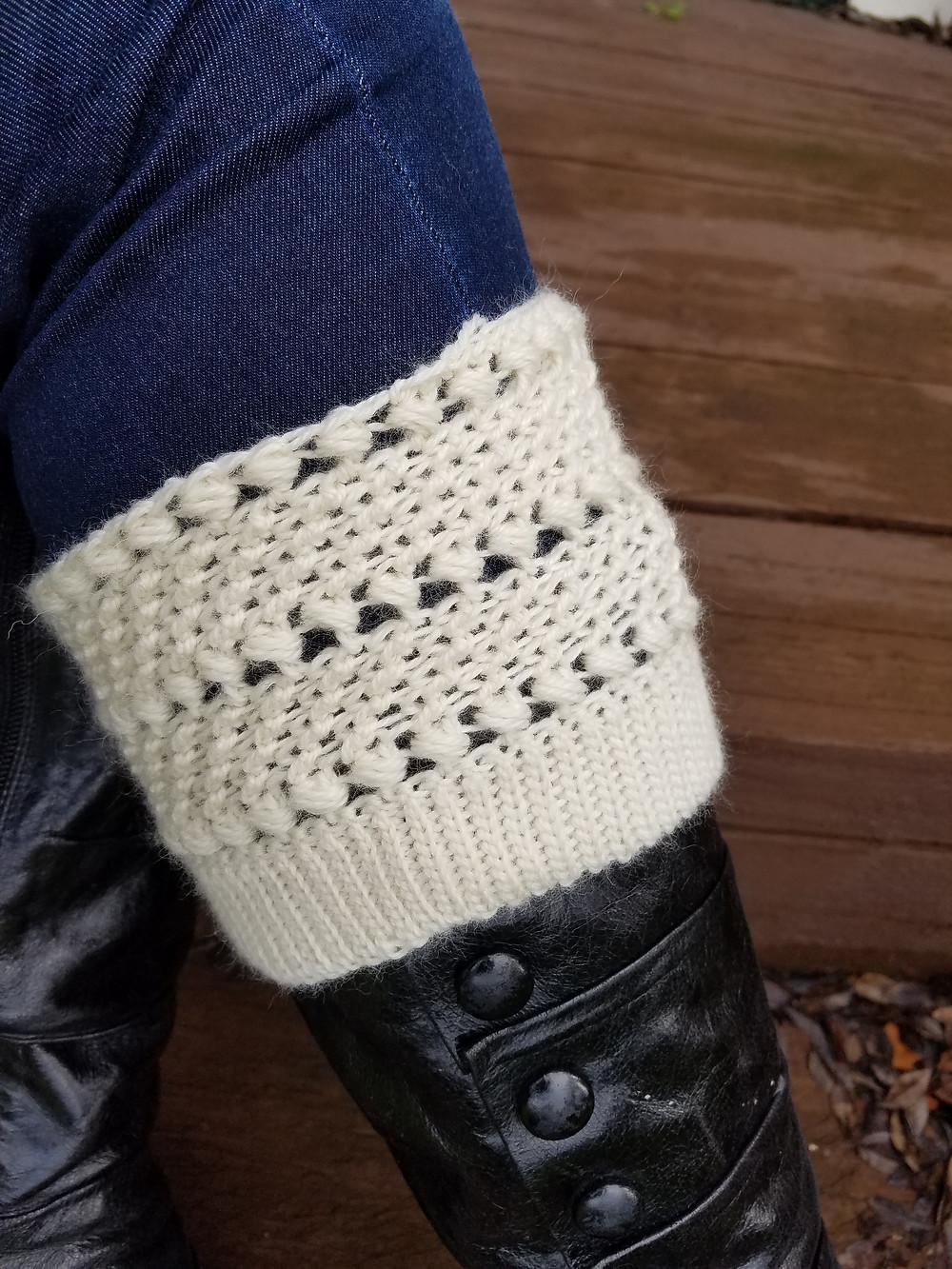 Windblown Boot Cuffs