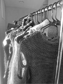 Handmade wardrobe, yarnwear, fashion design