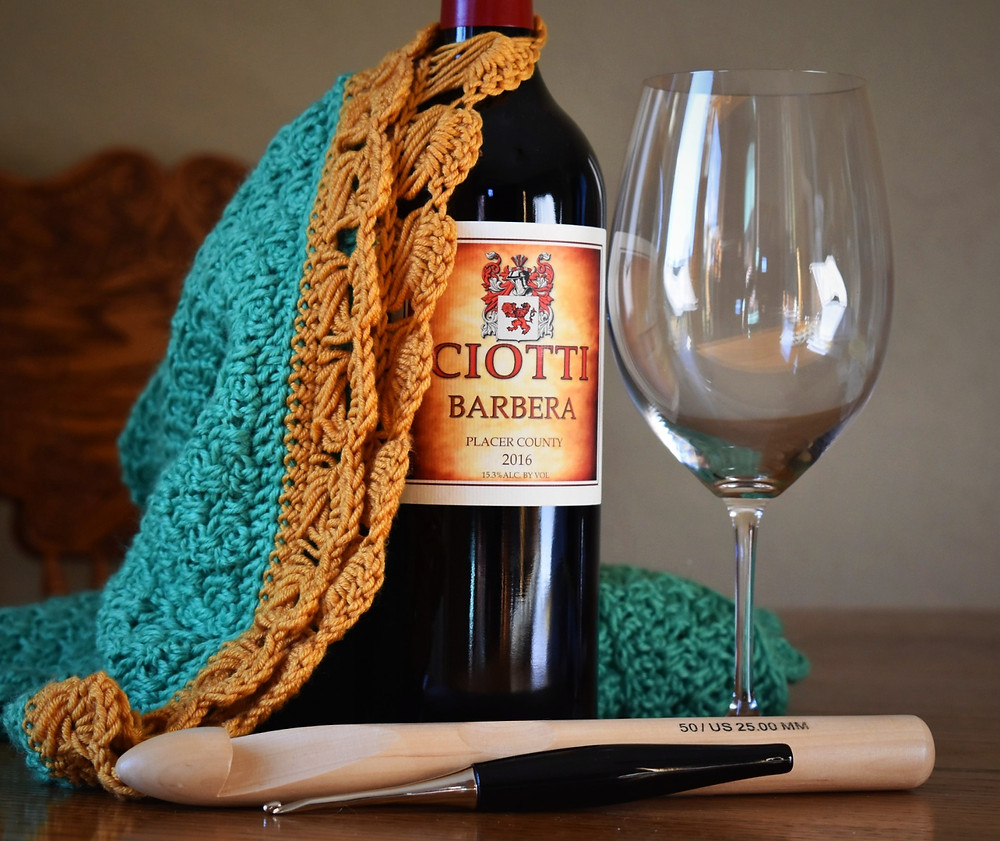 Barbera and Broomstick lace