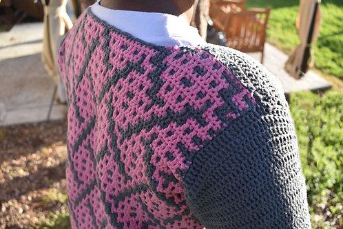 BeBold Crochet Pattern