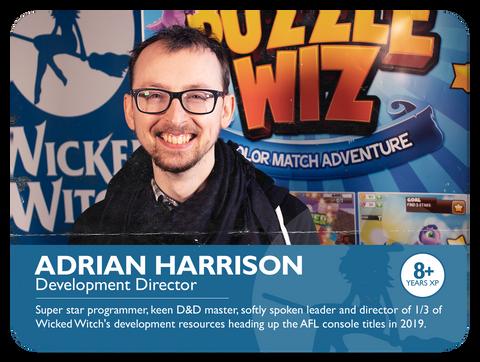 Adrian Harrison