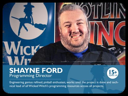 Shayne Ford