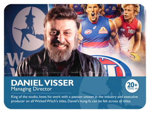 Daniel Visser