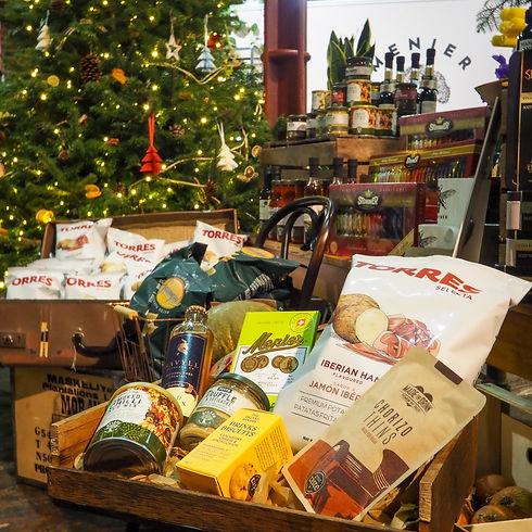Food and christmas