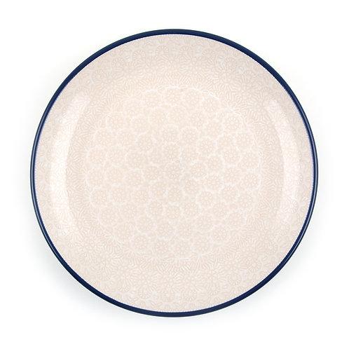 Ontbijtbord Ø: 20 cm White Lace