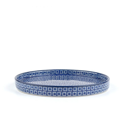 Bord Premium Ø: 20,2 cm Blue Diamond
