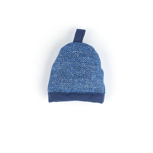 Eiermuts Donkerblauw